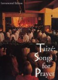 Taize Songs For Prayer Instrumental Edition [洋書]