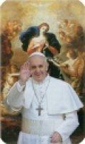 マグネット 教皇フランシスコと結び目を解くマリア