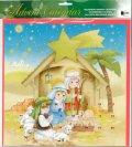 イギリス製アドベントカレンダー 封筒付 ※返品不可商品