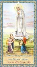 ファティマの聖母と3人の牧童のご絵 (2枚セット) ※返品不可商品