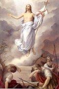 ボネラポストカード イエスの復活 (5枚組)