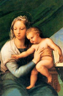 画像1: フィデスポストカード ペシェの聖母 (5枚組)