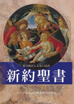 画像1: 新約聖書 原文校訂による口語訳 FB-A6N(フランシスコ会聖書研究所訳)