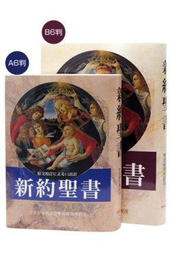 画像2: 新約聖書 原文校訂による口語訳 FB-A6N(フランシスコ会聖書研究所訳)