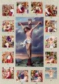ボネラポストカード 十字架の道行 (5枚組)