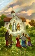 レトロご絵 ノックの聖母 (10枚セット) ※返品不可商品