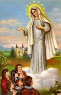 レトロご絵 メジュゴリエの聖母 (10枚セット) ※返品不可商品