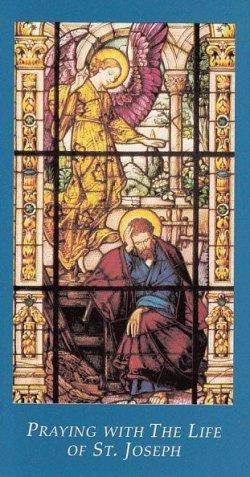 画像1: PRAYING WITH THE LIFE OF ST.JOSEPH  [洋書]