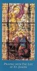 画像1: PRAYING WITH THE LIFE OF ST.JOSEPH  [洋書] (1)