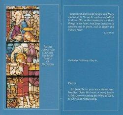 画像2: PRAYING WITH THE LIFE OF ST.JOSEPH  [洋書]