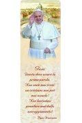 聖画しおりカード (教皇フランシスコ)  2枚組