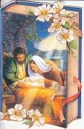 イタリア直輸入クリスマスカード 0640-2  ※返品不可商品