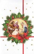 イタリア直輸入クリスマスカード 0708-2  ※返品不可商品