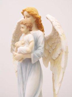 画像3: 聖像 幼子と天使立像 No.52694