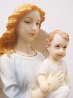 画像4: 聖像 幼子と天使立像 No.52694