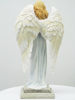画像2: 聖像 幼子と天使立像 No.52694