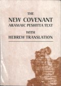 アラム語/現代ヘブライ語対照 新約聖書 21613