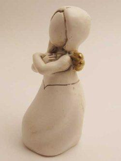 画像2: レジン製置物 愛の天使