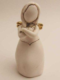 画像1: レジン製置物 愛の天使