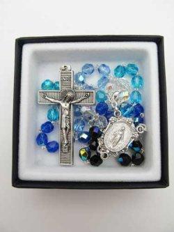 画像3: イタリア製 無原罪の聖母のロザリオ  ※返品不可商品
