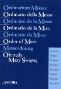 Order of Mass in 8 Languages [洋書]