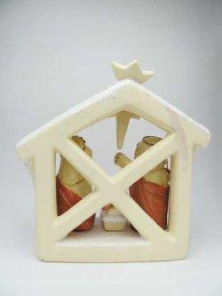 画像3: イタリア直輸入陶器製ご降誕置物