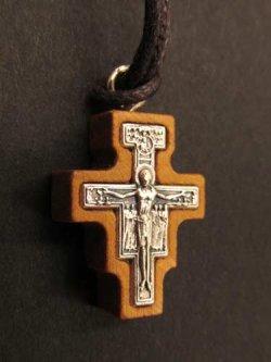 画像3: イタリア直輸入サン・ダミアーノの十字架ペンダント