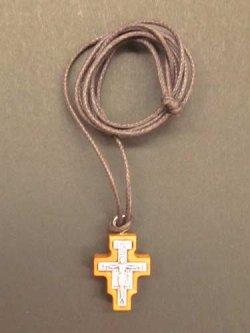 画像2: イタリア直輸入サン・ダミアーノの十字架ペンダント