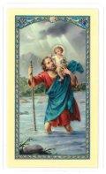 聖クリストフォロ(クリストファー)のカード ※返品不可商品