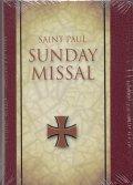 SAINT PAUL SANDAY MISSAL