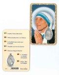 マザー・テレサ メダイ入りカード B ※返品不可商品