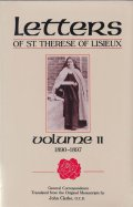 Letters of St.Therese of LISIEUX Vo.2 (1890-1897)