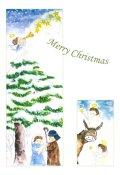クリスマスカード 東京カルメル  ※返品不可商品