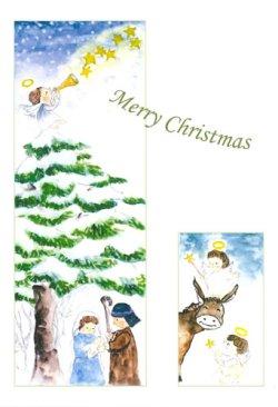 画像1: クリスマスカード 東京カルメル  ※返品不可商品