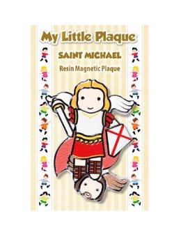 画像1: マグネット 大天使聖ミカエル(Saint Michael) ※返品不可商品