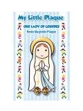 マグネット ルルドの聖母(Lady of Lourdes) ※返品不可商品