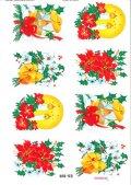 イタリア製シール クリスマス