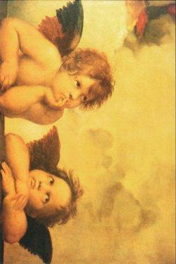 画像1: フィデスポストカード 天使 (5枚組)