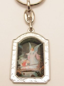 画像3: イタリア製キーホルダー 守護の天使  ※返品不可商品