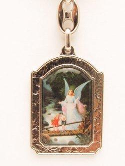 画像1: イタリア製キーホルダー 守護の天使  ※返品不可商品