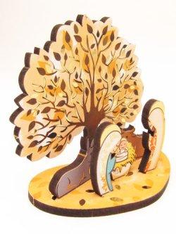 画像4: イタリア直輸入木製組み立てるプレゼピオ ※返品不可商品