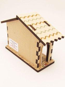 画像4: 木製 miniご降誕セット  ※返品不可商品