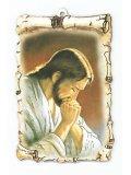 祈るイエスのデコパージュ