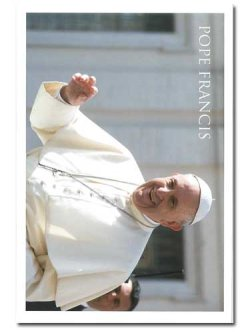 画像1: 教皇フランシスコ ポストカード 19017 (5枚組)※返品不可商品