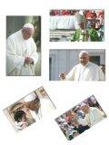 教皇フランシスコ ご絵 5種類 1セット ※返品不可商品