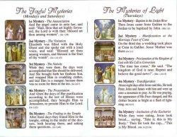 画像2: The Holy Rosary (小冊子)  [洋書]