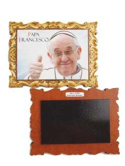 画像2: 教皇フランシスコマグネット(C)