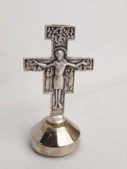 画像1: サンダミアーノの十字架マグネット