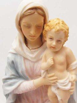 画像4: 聖像 聖母子  No.52710