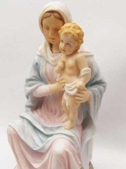 画像3: 聖像 聖母子  No.52710